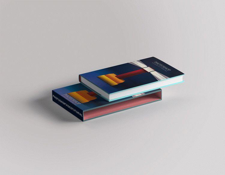 Free Book Packaging Mockup