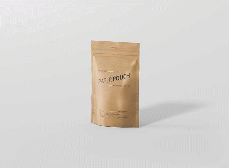 Free Mini Pouch Bag Mockups