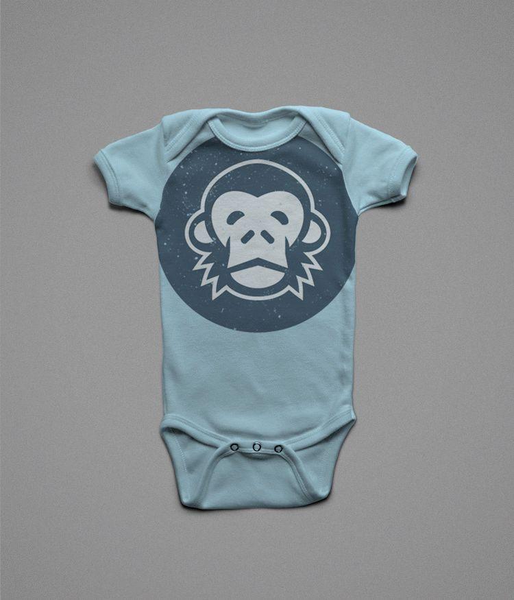 Free New Baby Tshirt Mockup