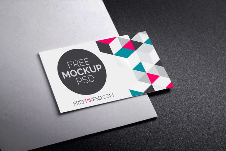 Realistic business card mockup free psd download thanks to sana imran for this awesome mockup you can download realistic business card colourmoves