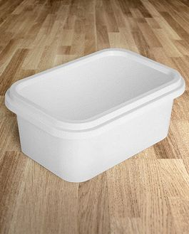 Plastic Container 2 Free Psd Mockups Download